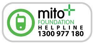 The Mito Foundation Helpline 1300 977 180