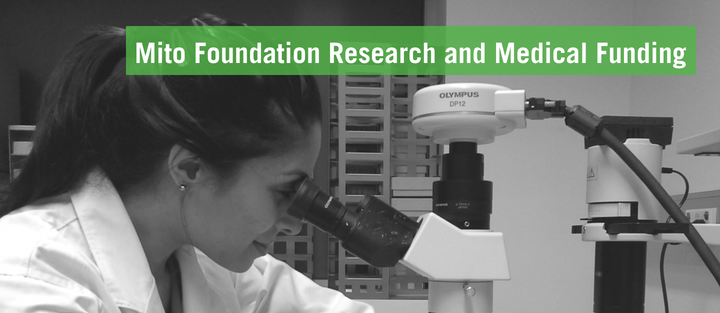 The Mito Foundation Funded Research